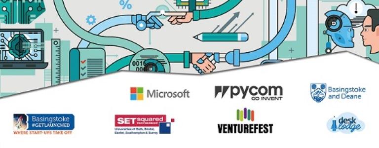 IoT hack logos large