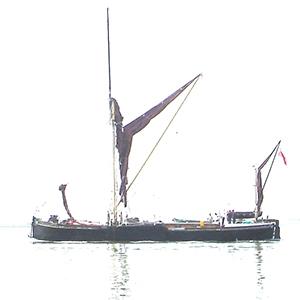 Sailing Barge Victor