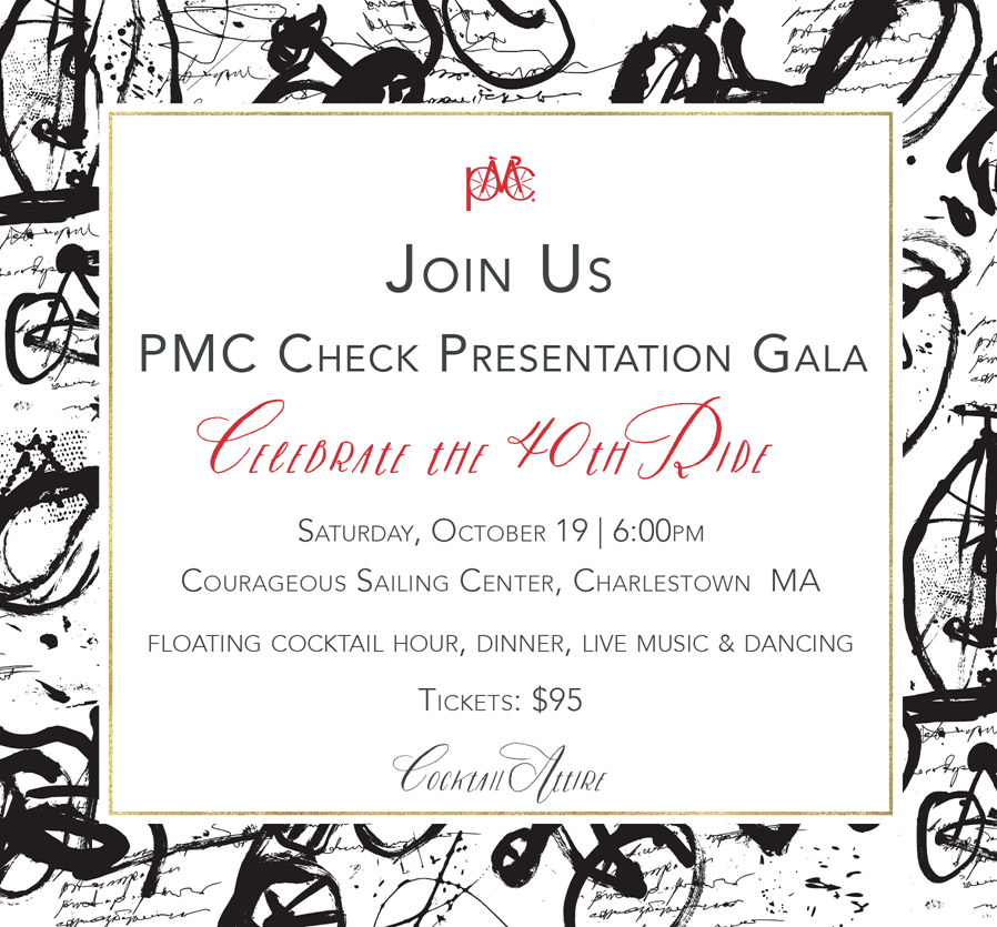 2019 PMC Check Presentation Gala Invitation