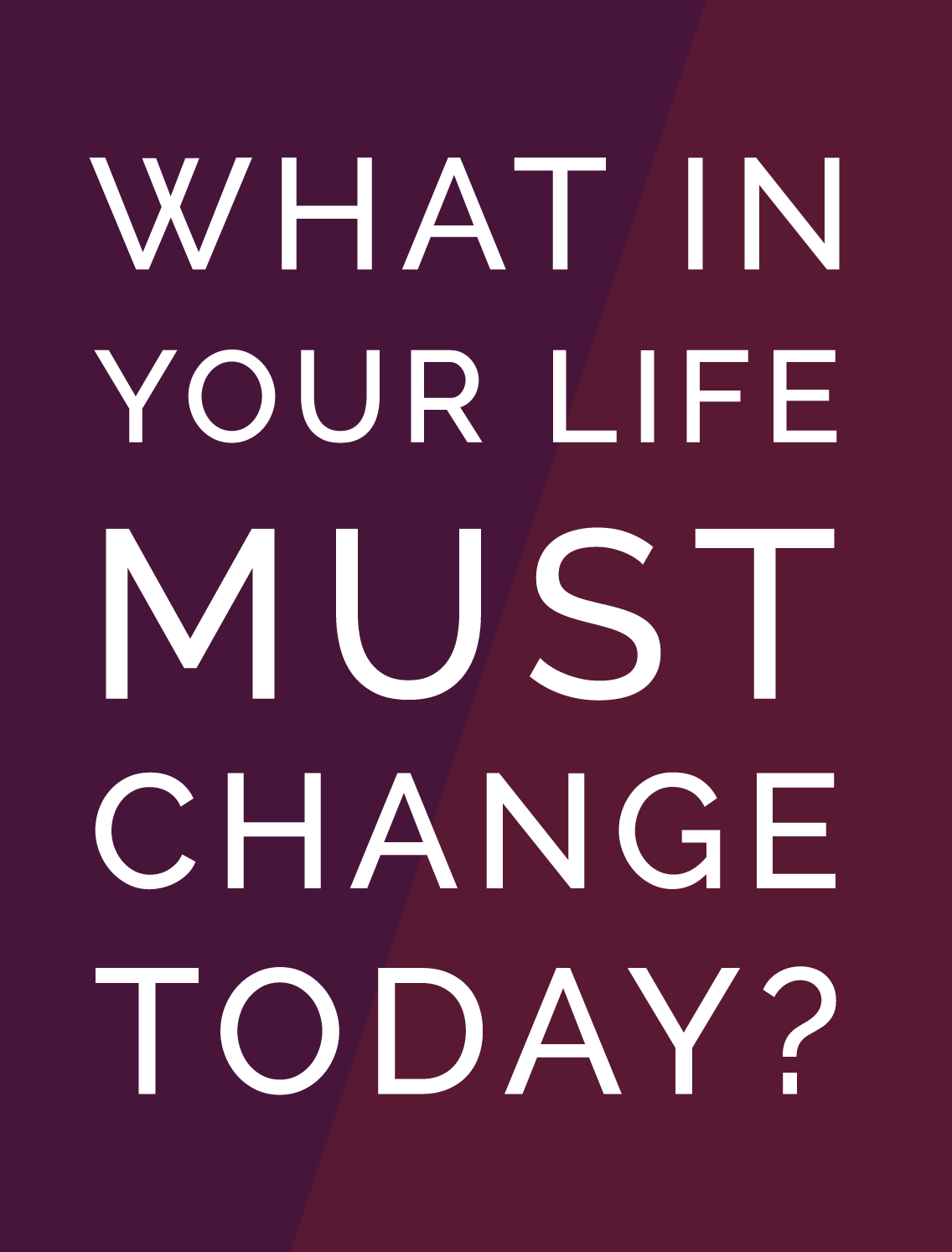 Emily Anne Page - Growth Catalyst - What In Your Life Must Change Now?