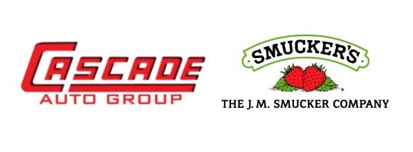 Cascade Auto Group and Smucker's