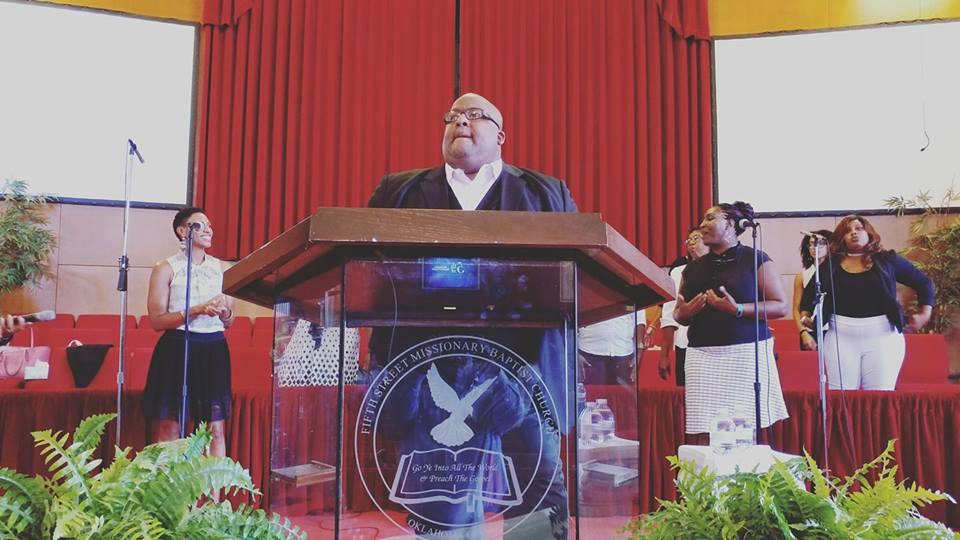 Rev. Byron Coleman