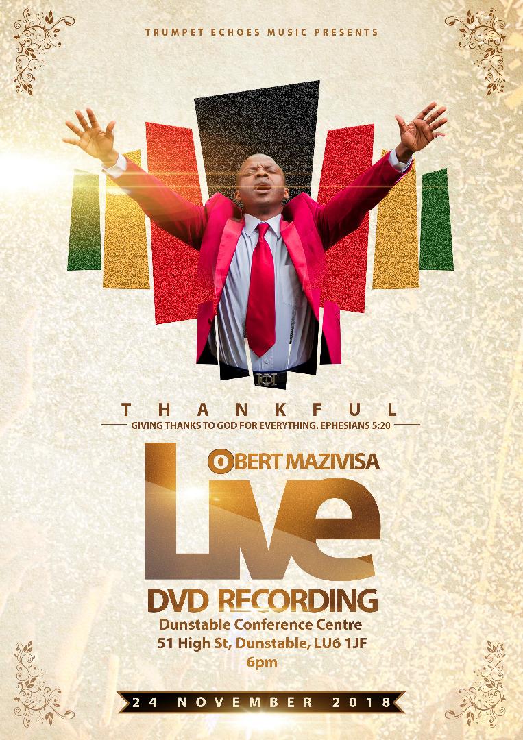 Thankful Live DVD Recording