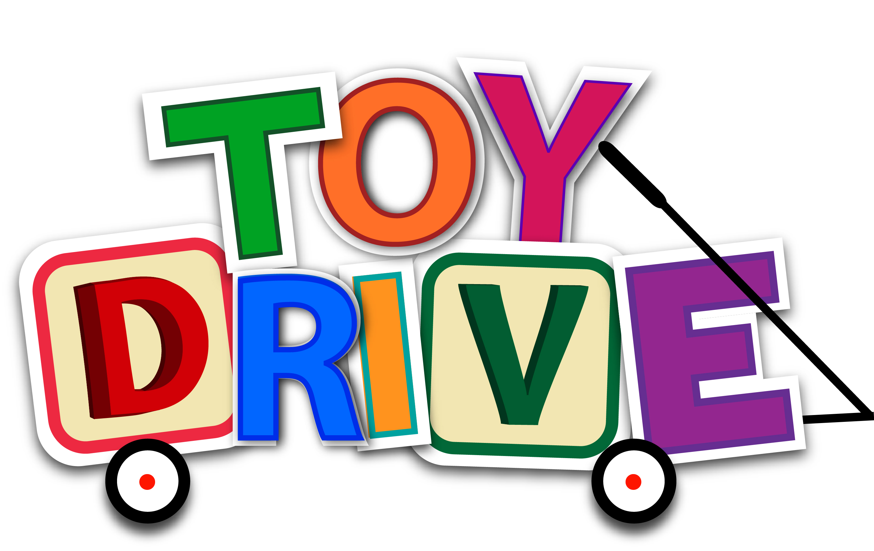 Toy Drive Logo : Black friday weekend shop play toy drive tickets sun