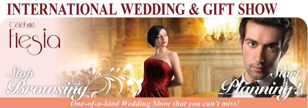 ... ?? ? Fiesta International Wedding & Gift Show Amazing Grace