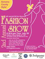 2nd Annual Eco Fashion Show