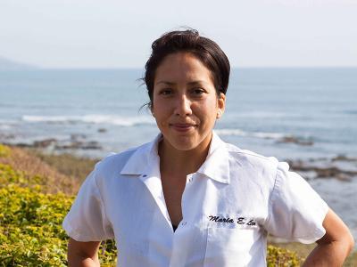Chef Maria Leon