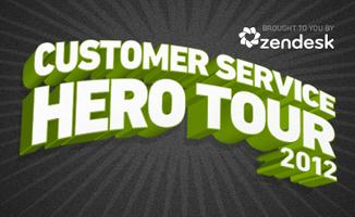 Customer Service Hero Tour - Austin