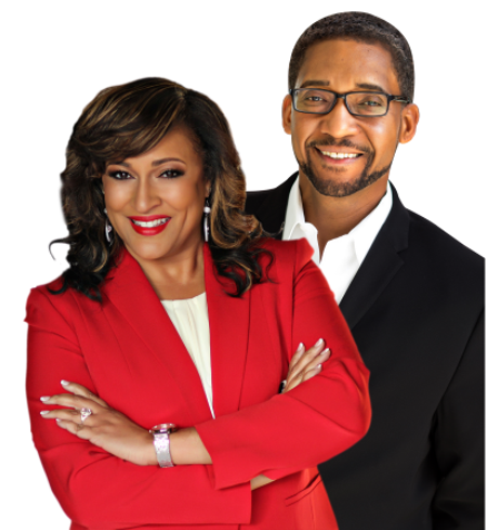 Dr. Ronn and Donneta Hale