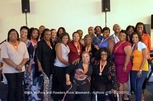 AUTHORS SITE FOR the 2013 Black Authors & Readers Rock Weekend! ...