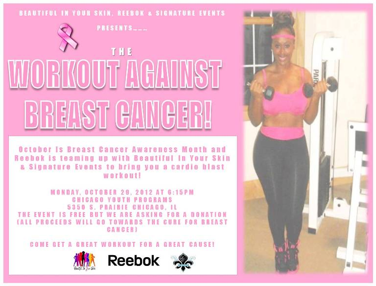 Workout Against Breast Cancer