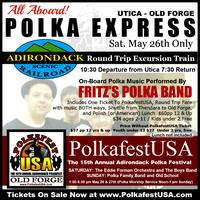 POLKAFESTUSA - The Adirondack Polka Festival (May 26th and...
