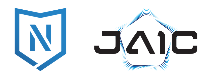 NSIN and The JAIC logos