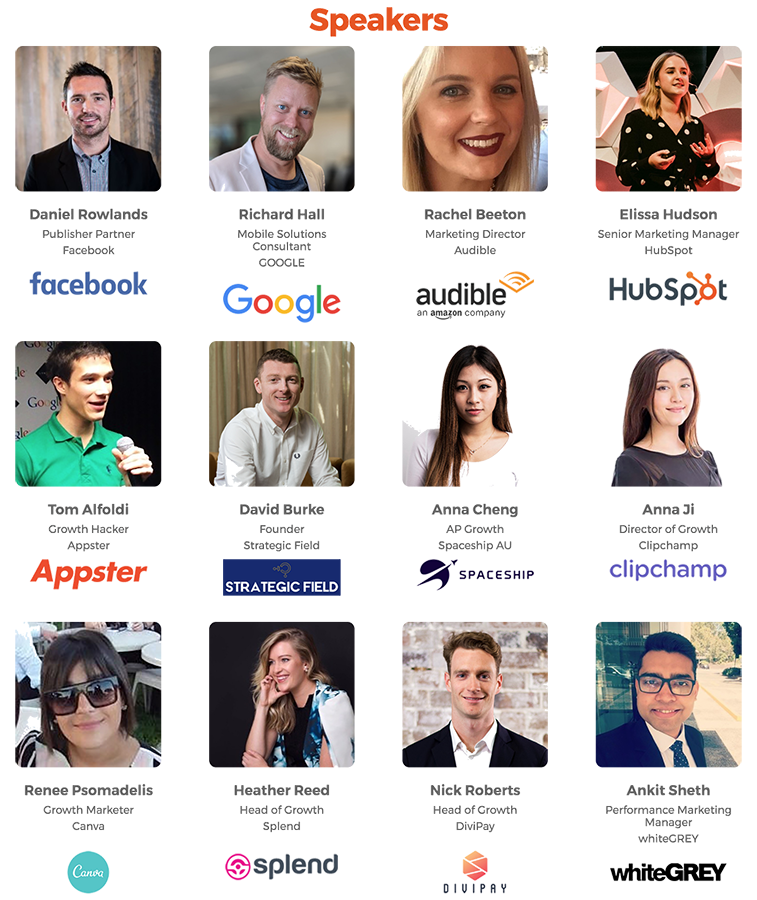 Mobile Marketing APAC 2018 - Speakers 02