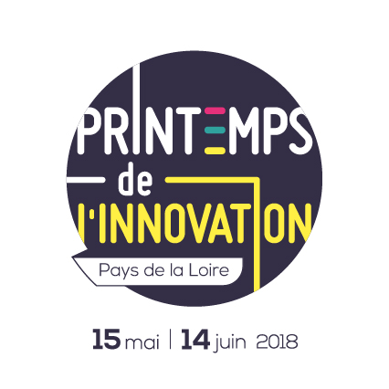 Logo du Printemps de l'innovation
