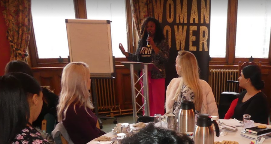 Business Networking Woman POWER Summit