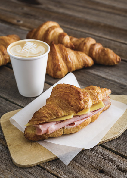 Coffee & Croissants MCEC Catering