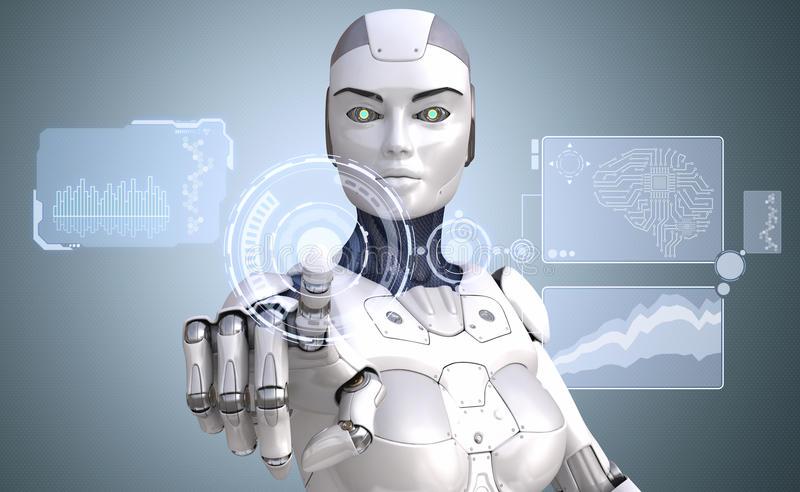 IOE robot