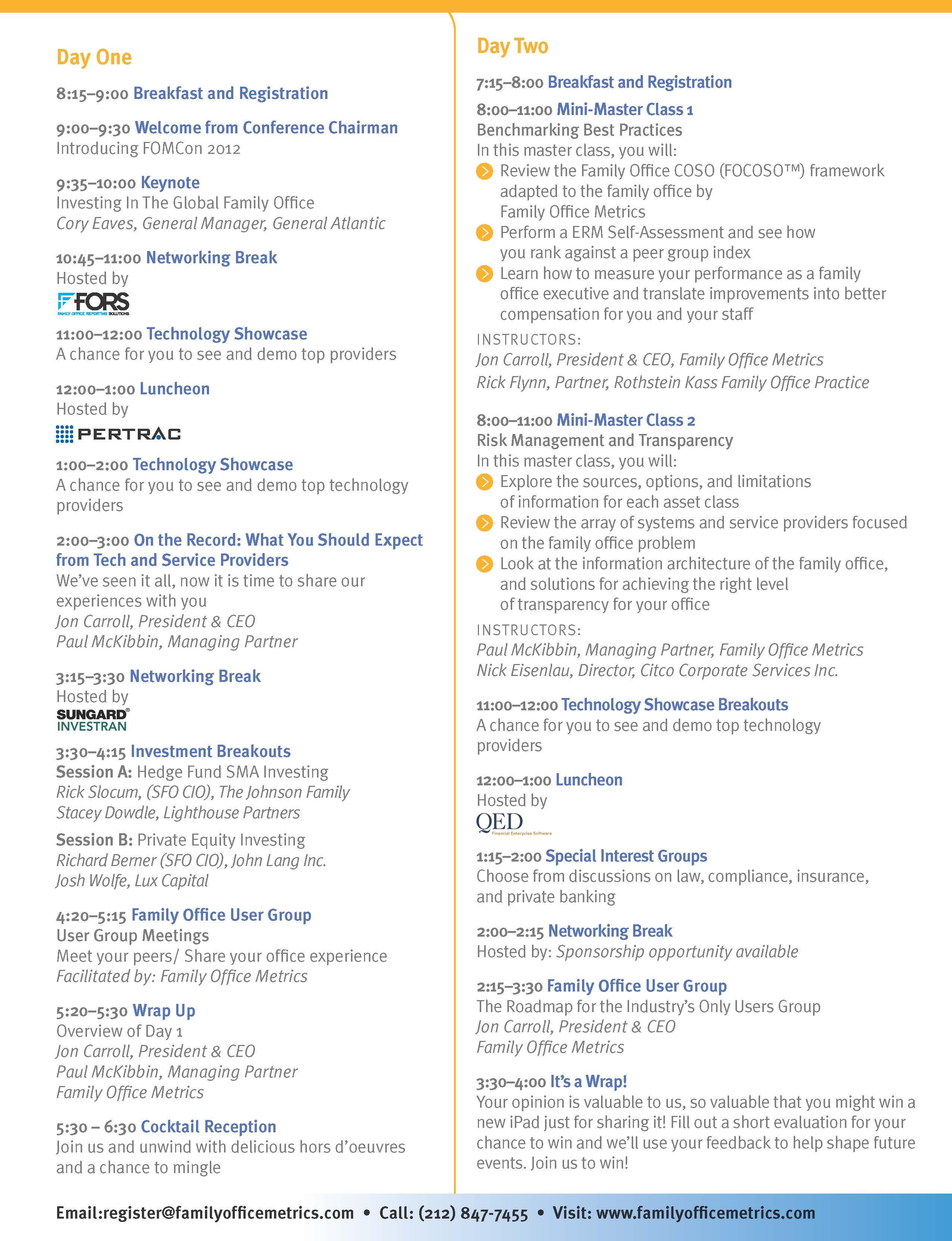 FOMCon Brochure 2