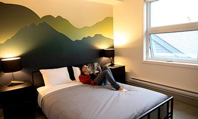 HI Jasper Private Room