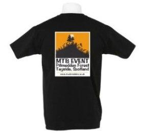 Muckin' T-Shirt (Rear)