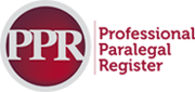 Professional Paralegal Register