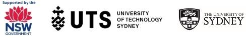 StudyNSW UTS USYD Logo
