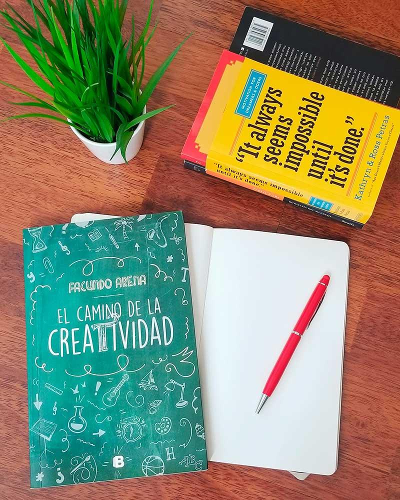 Encuentros de El Camino de la Creatividad