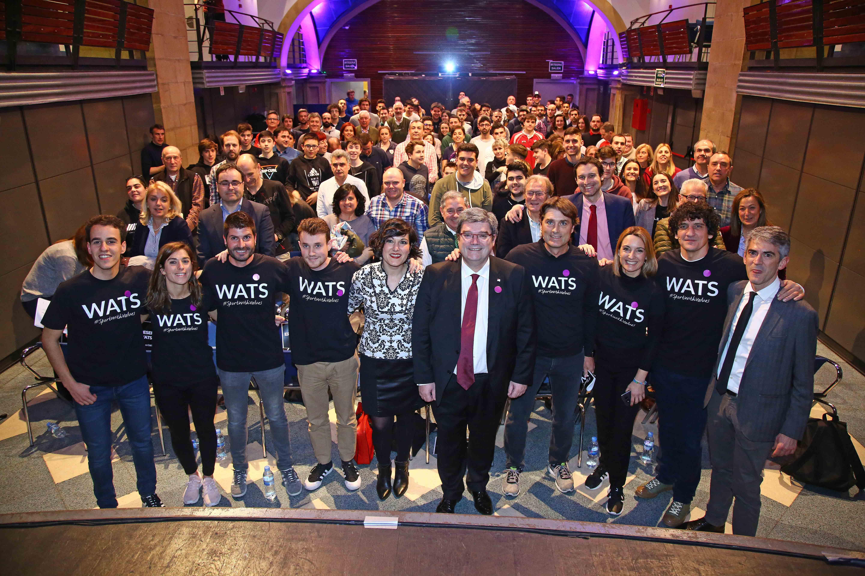 SportWithValues WATS Summit Bilbao - valores y deporte