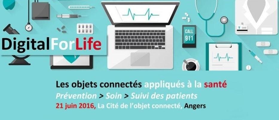 DigitalForLife - Objets connectés en santé
