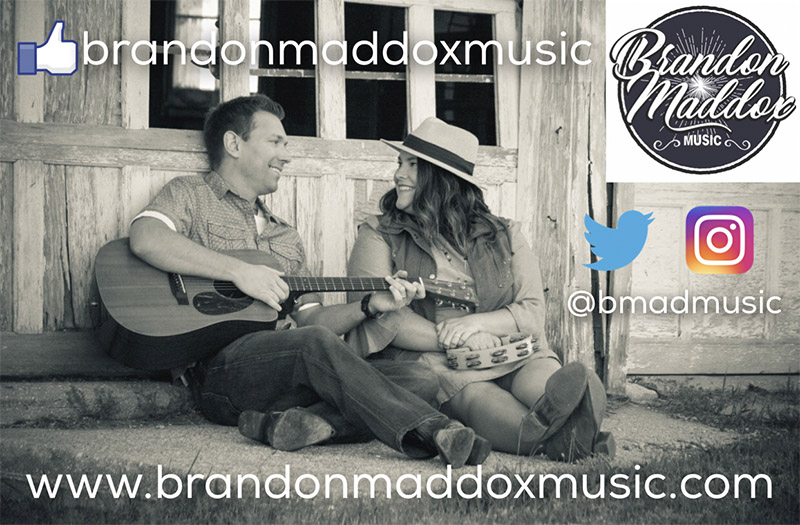 Brandon Maddox Country