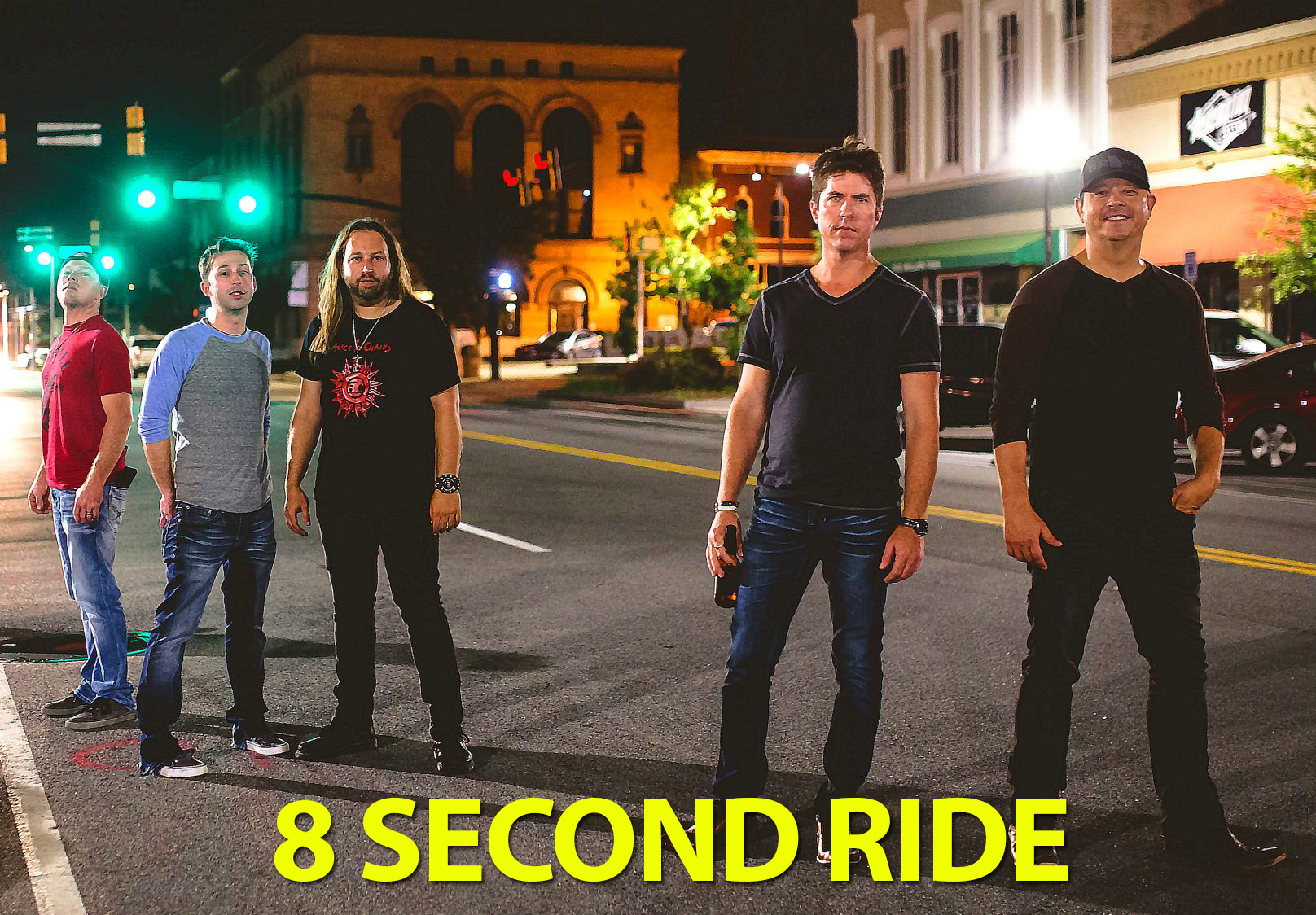 8 Second Ride