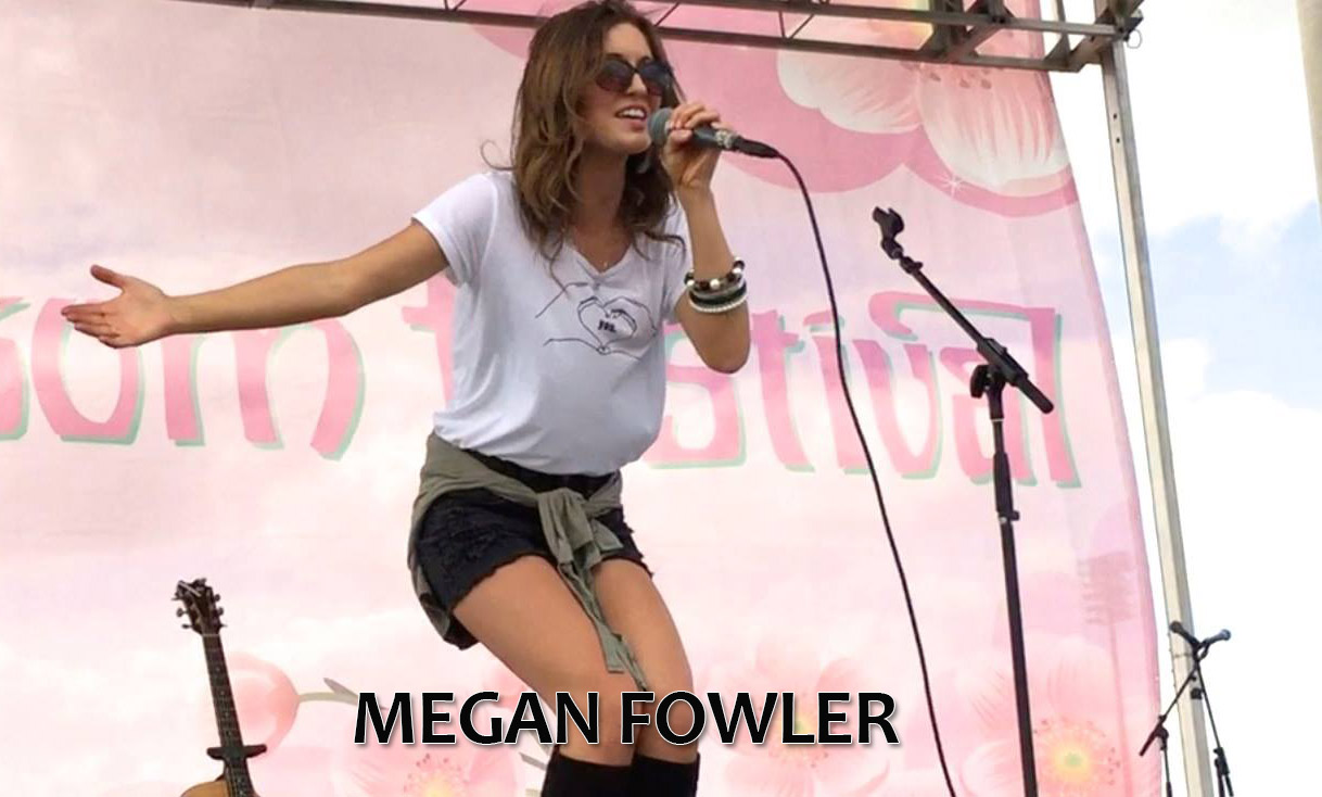 MEGAN FOWLER Country / Singer/Songwriter