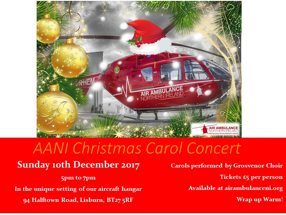 AANI Christmas Carol Concert