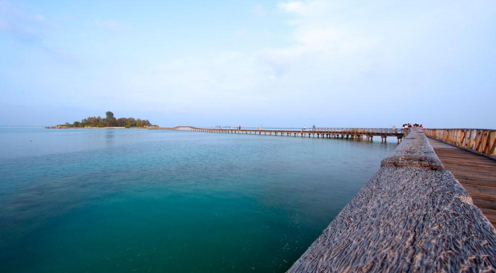 pulau tidung besar kepulauan seribu pulau tidung