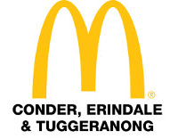 Mc Donalds Condor, Erindale & Tuggeranong