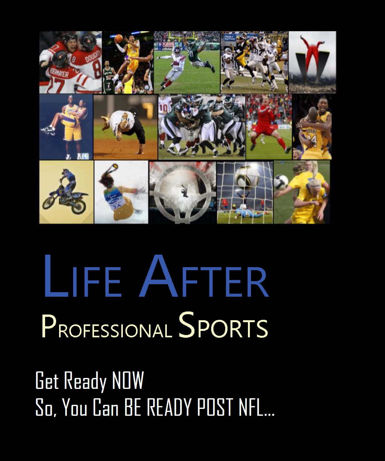 Life After Professional Sports