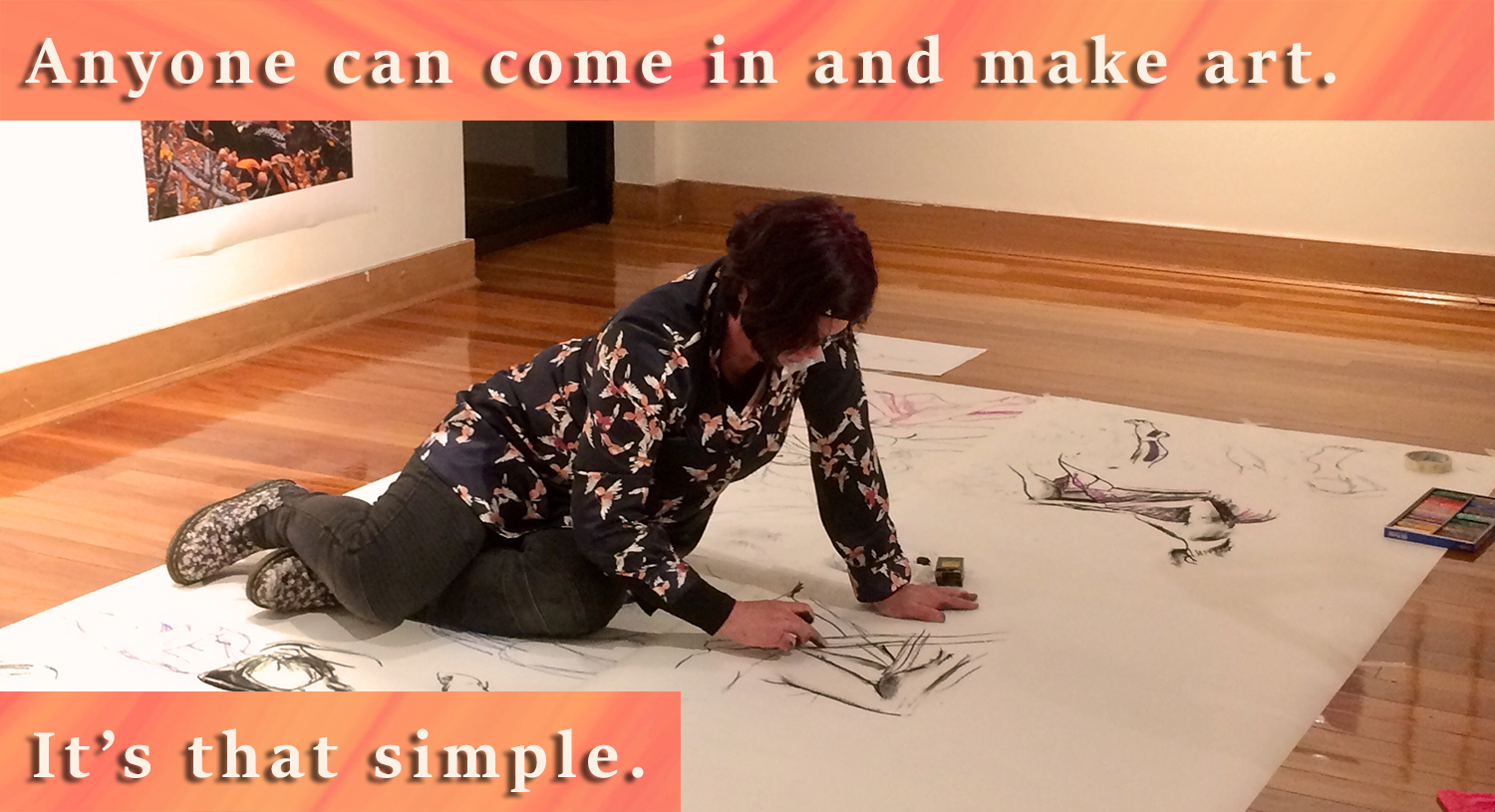 Life Drawing Sessions @ Macquarie University Tickets