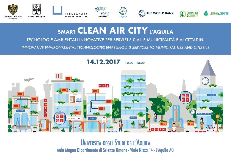 Invito Smart Clean Air City