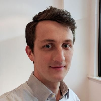 Profile photo of Ben Britton, Deputy Director of the Centre for Nuclear Engineering