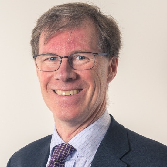 Profile photo of Paul Spence, Director of Strategy and Corporate Affairs for EDF
