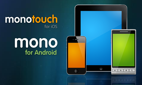 monotouch and mono for android image
