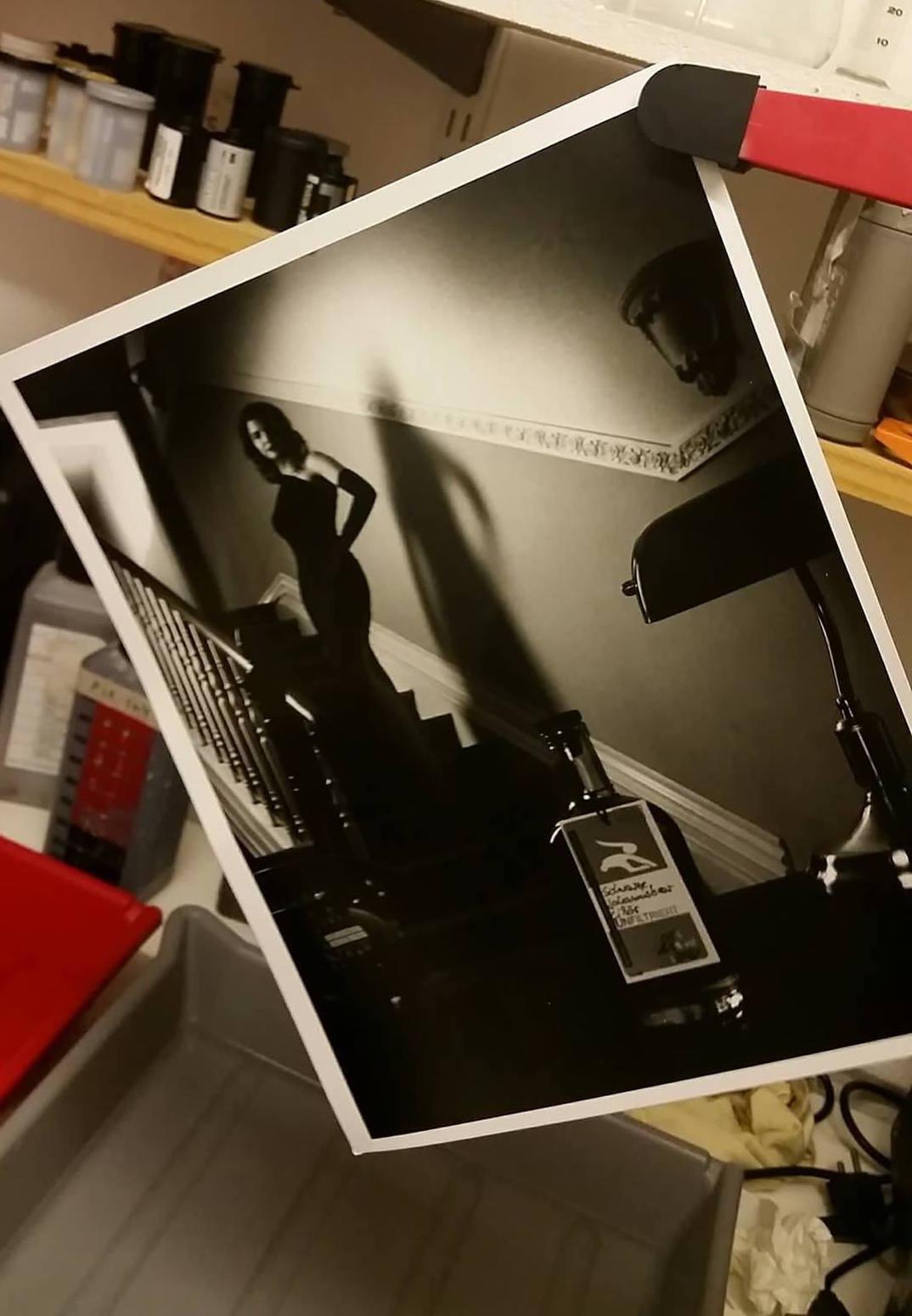 Film Noir Fotolabor