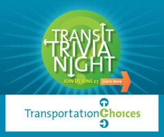 Transit Trivia Night, presented by Transportation Choices