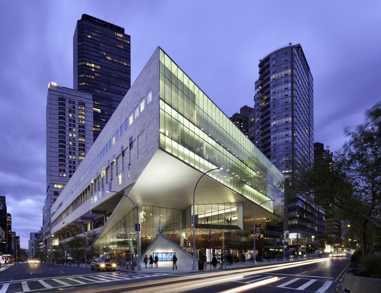 The Juilliard School, credit: Chris Cooper