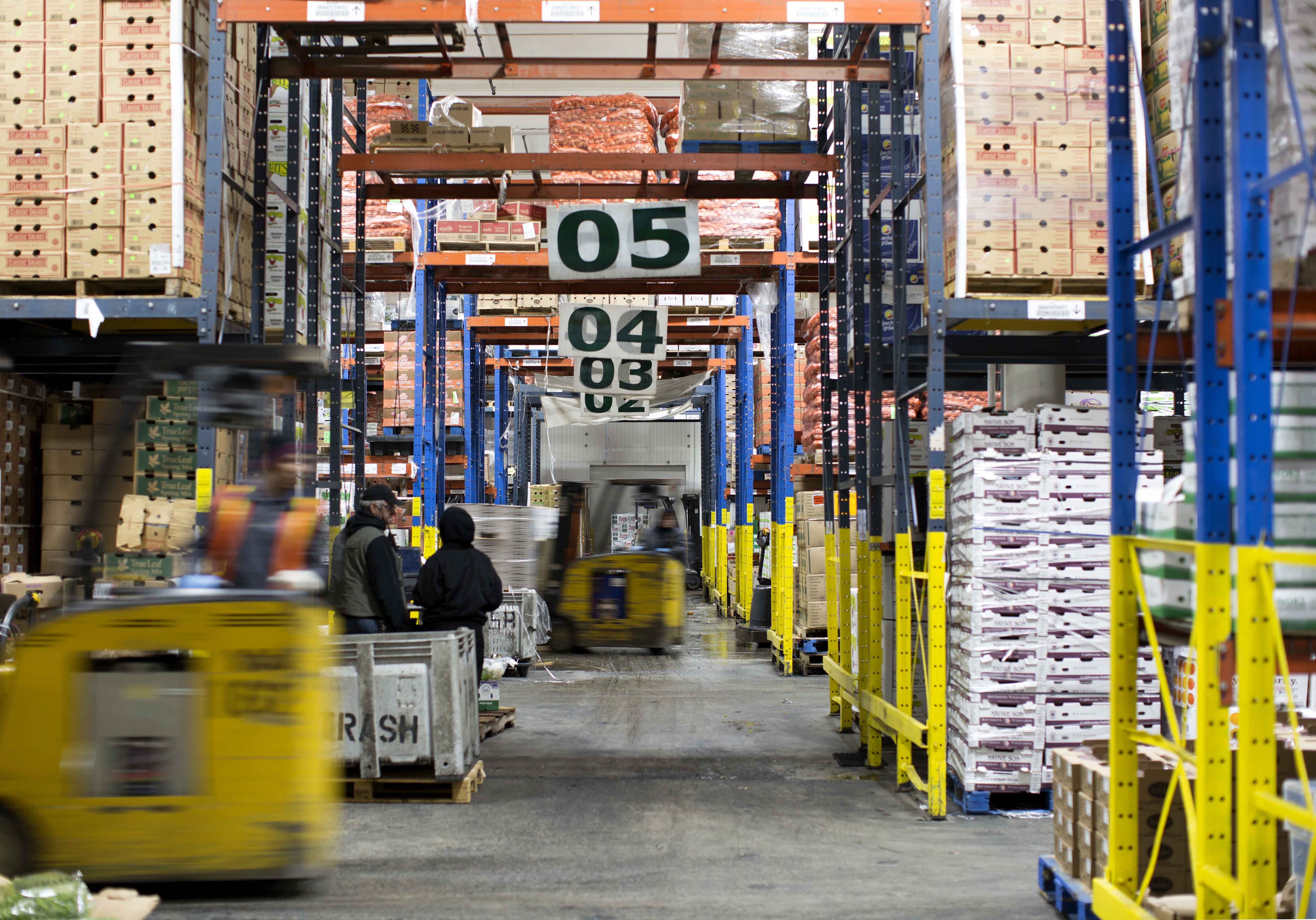 Baldor Warehouse_credit Baldor Specialty Foods