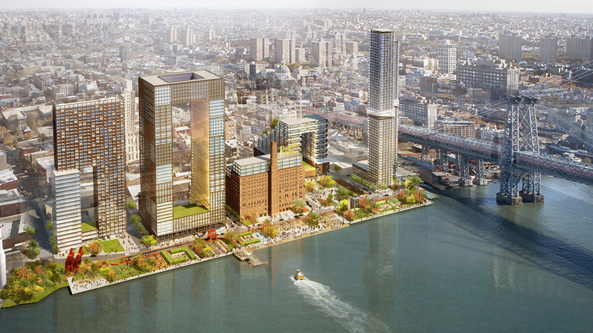 Domino Sugar Refinery Redevelopment