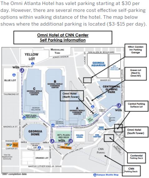 self-parking options