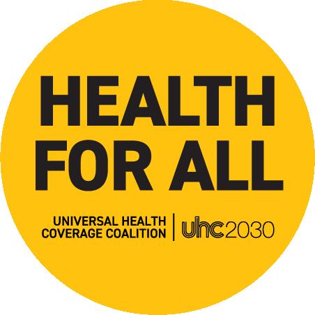 Logo Salud Para Todos 2030