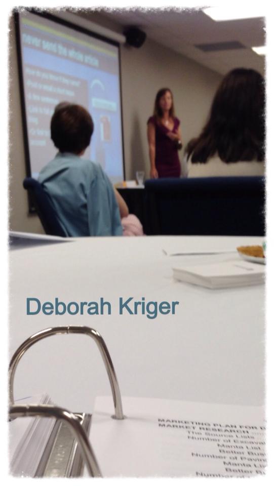 Deborah Kriger